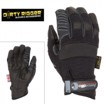 Перчатки Dirty Rigger Armordillo Cut-Resistant Glove от магазина RiggerShop